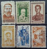INDOCHINE 1945+ - MNG - VIET-NAM Overprint - Indochine (1889-1945)