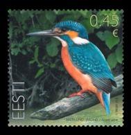 Estonia 2014 Mih. 789 Fauna. Bird Of The Year. Kingfisher MNH ** - Estonia