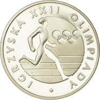 Monnaie, Pologne, 100 Zlotych, 1980, Warsaw, BE, SPL, Argent, KM:109 - Polonia