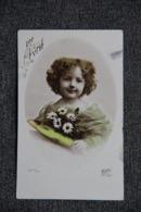 Petite Fille Aux Marguerites - Retratos