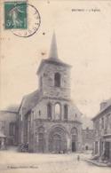 CPA 19 @ MEYMAC - L'Eglise En 1908 - CORREZE @ Librairie F. Janicot à Meymac - Autres Communes