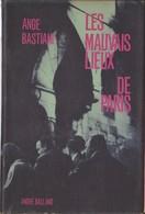 Ange BASTIANI: 5 Rares Éditions Originales (1954/68) - Boeken, Tijdschriften, Stripverhalen