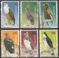 ZIMBABWE - 1984 - Serie Completa Formata Da 6 Valori Usati: Yvert 71/76. - Zimbabwe (1980-...)