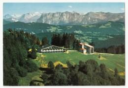 Bregenz Am Bodensee - Pfänder Berghaus U. Pfänderbahn-Bergstation - Bregenz