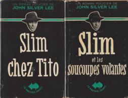 La Mauvaise Chance Série L'Empreinte+ Série Slim 8 Volumes 1946/1950 - Boeken, Tijdschriften, Stripverhalen