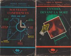 LOT 2 La Mauvaise Chance / Ed. Le Portulan - Lot De 13 Volumes (1947/1950) - Boeken, Tijdschriften, Stripverhalen
