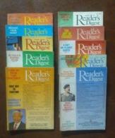 10READER'S DIGEST INDIA BOOKS 1990'sBACK ISSUES LOOK !! - Libros, Revistas, Cómics