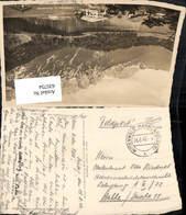 WK 2 Feldpost Mittenwald Halle Saale Heeresnachrichtenschule Lehrgang A II Lautersee - 1939-45