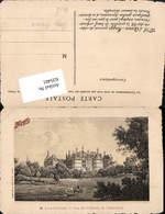 635401,Reklame AK Maggi Loir Et Cher Chateau Chambord - Werbepostkarten