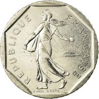 Monnaie, France, Semeuse, 2 Francs, 1996, TTB, Nickel, Gadoury:547, KM:942.1 - I. 2 Francs