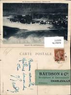 635372,Reklame Baudson & Cie. Charleville Ardennes Talloires - Werbepostkarten