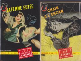 Lot 10: Un Mystère / Presses De La Cité 18 Volumes (1952/1964) - Boeken, Tijdschriften, Stripverhalen
