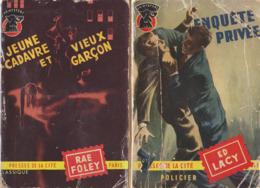 Lot 9: Un Mystère / Presses De La Cité 19 Volumes (1951/1965) - Boeken, Tijdschriften, Stripverhalen