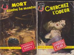 Lot 8: Un Mystère / Presses De La Cité 18 Volumes (1951/1965) - Boeken, Tijdschriften, Stripverhalen