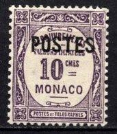 MONACO 1937 - Y.T. N° 141  - NEUF** /1 - Monaco