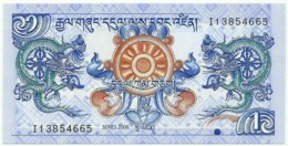 Bhutan - 1 Ngultrum - 2006 - Unc. - Pick 27.a -  Serie I1 - Bhoutan