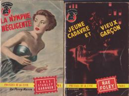 Lot 5: Un Mystère / Presses De La Cité 18 Volumes (1951/1965) - Boeken, Tijdschriften, Stripverhalen