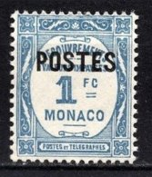 MONACO 1937 - Y.T. N° 150  - NEUF ** /1 - Monaco