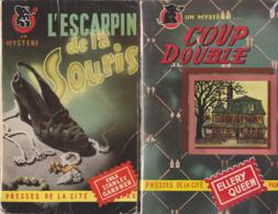 Lot 4: Un Mystère / Presses De La Cité 13 Volumes (1950/1953) - Boeken, Tijdschriften, Stripverhalen