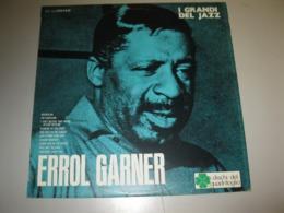 VINYLE ERROL GARNER 33 T VEDETTE / QUADRIFOGLIO (1970) - Jazz