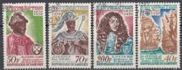 DAHOMEY - 1970 - Serie Completa Formata Da 4 Valori Usati: Yvert 291/294. - Benin – Dahomey (1960-...)