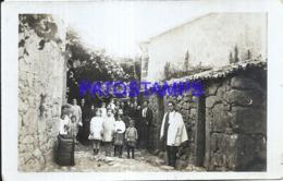 121576 SPAIN ESPAÑA COSTUMES PEOPLE FOTO BRALO OTERO POSTAL POSTCARD - Sin Clasificación