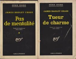 James Hadley CHASE En Éditions Originales: 16 Volumes (1948/1983) - Boeken, Tijdschriften, Stripverhalen