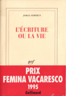 3 Prix Goncourt + 1 Prix Femina Vacaresco (EO, 1953/1995) - Boeken, Tijdschriften, Stripverhalen