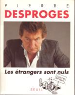 Pierre DESPROGES+ COLUCHE ETC.: 5 Volumes (1985/1992) - Boeken, Tijdschriften, Stripverhalen