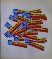 1960 Les Nouveaux Réalistes (Musée D'Art Moderne De Paris, 1986) - Arte