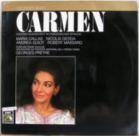 * LP *  BIZET:  CARMEN (Grosser Querschnitt In Französischer Sprache) - Oper & Operette
