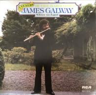 * LP *  VIVALDI - DE 4 JAARGETIJDEN - JAMES GALWAY (Holland 1977 EX!!!) - Clásica