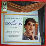 * LP *   AMILCARE PONCHIELLI: LA GIOCONDA - MARIA CALLAS A.o. /CHOR & ORCHESTER DER MAILANDER SCALA - Opera / Operette