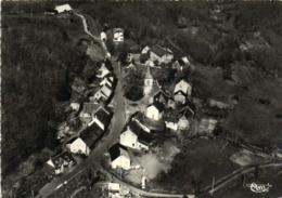CPSM Grand Format MARCHASTEL (Cantal) Vue Generale Aérienne RV - Autres Communes