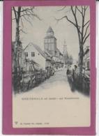 GREIFSWALD Mit Jacobi - Und Nicolaikirch - Greifswald