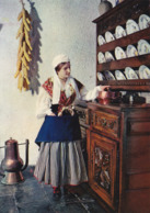 Costumes Pyrénéens - Bigorre N°8 - Fiancée De La Vallée D'Aure - Epoque 1830 - Midi-Pyrénées