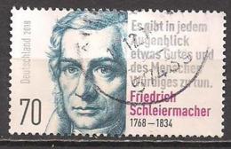 Deutschland  (2018)  Mi.Nr.  3419  Gest. / Used  (3fi06) - Gebraucht