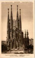6DTH 1O21 CPA - BARCELONA - TEMPLE DE SAINTE FAMILLE - Barcelona