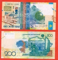 Kazakhstan 2006. Banknote 200 Tenges. UNC. - Kazakhstán
