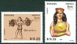 PANAMA 1990 AMERICA-UPAE, DISCOVERY OF AMERICA** (MNH) - Panamá