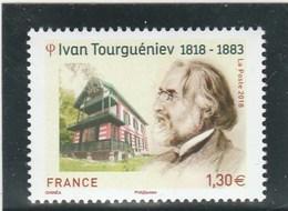 FRANCE 2018 IVAN TOURGUENIEV NEUF YT 5283 - Francia