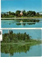 Cyprus Larnaca Tekke 2 Postcards - Zypern