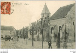 95 FREPILLON. L'Eglise 1913 - France