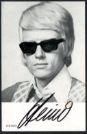 C8772 - Heino - Orig Autogrammkarte Autogramm - Autographs
