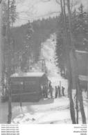 Photo Cpsm Cpm 65 BAREGES. Le Monte-pente Du Lienz 1954 - France