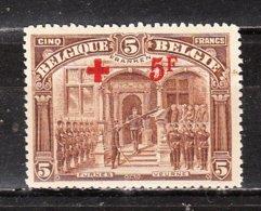 162**  Croix-Rouge - Bonne Valeur - MNH** - LOOK!!!! - 1918 Cruz Roja
