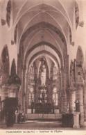 & 22 Plounerin Interieur Eglise - Autres Communes