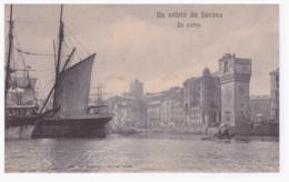 SAVONA In Porto  (carte Animée) - Savona