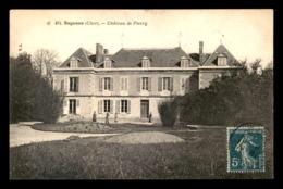 18 - SAGONNE - CHATEAU DE PIERRY - Autres Communes