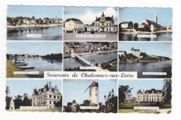 49 Chalonnes Sur Loire En 9 Vues De 1966 - Chalonnes Sur Loire